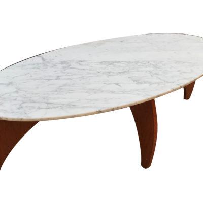 Très belle table basse en marbre