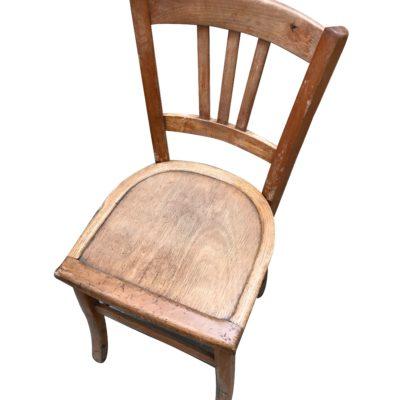 Chaise Vintage Banque de France