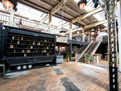 Showroom 2 Architecte et matériaux authentiques