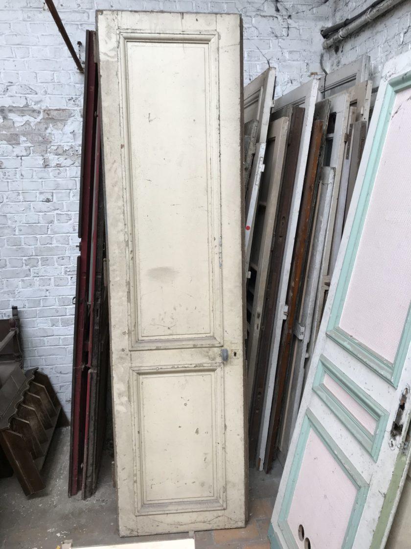 Longue porte ancienne