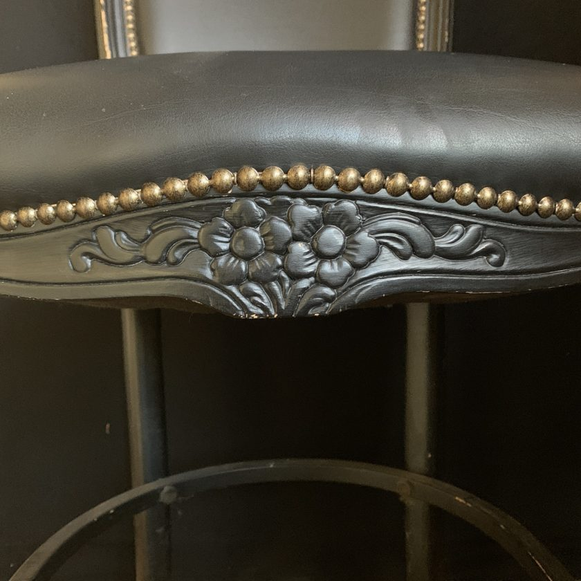 Chaise baroque zoom1