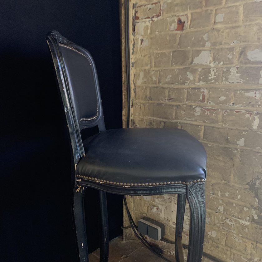 Chaise haute baroque zoom1