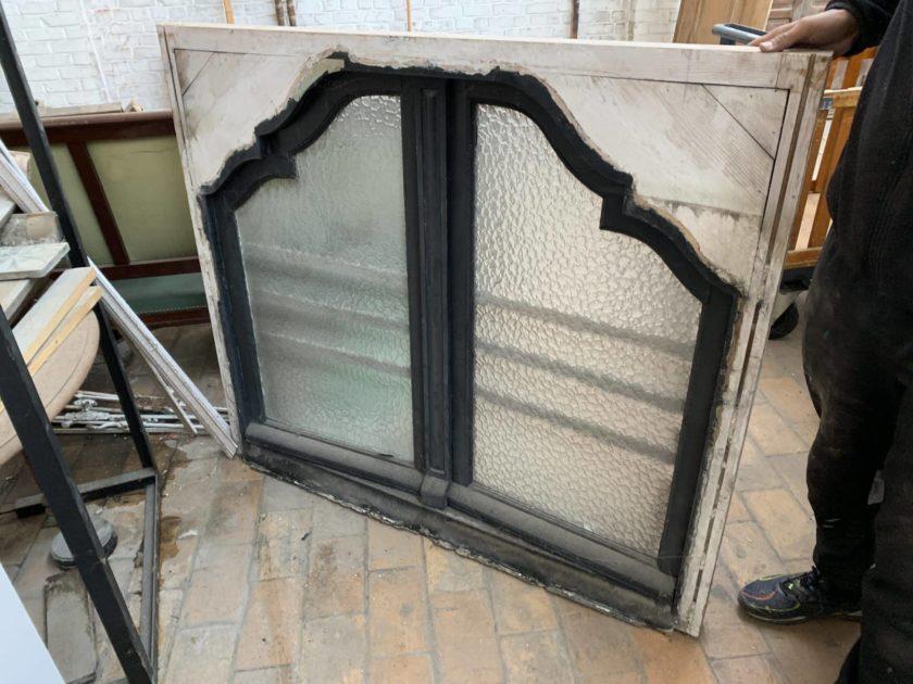Fenêtre vintage
