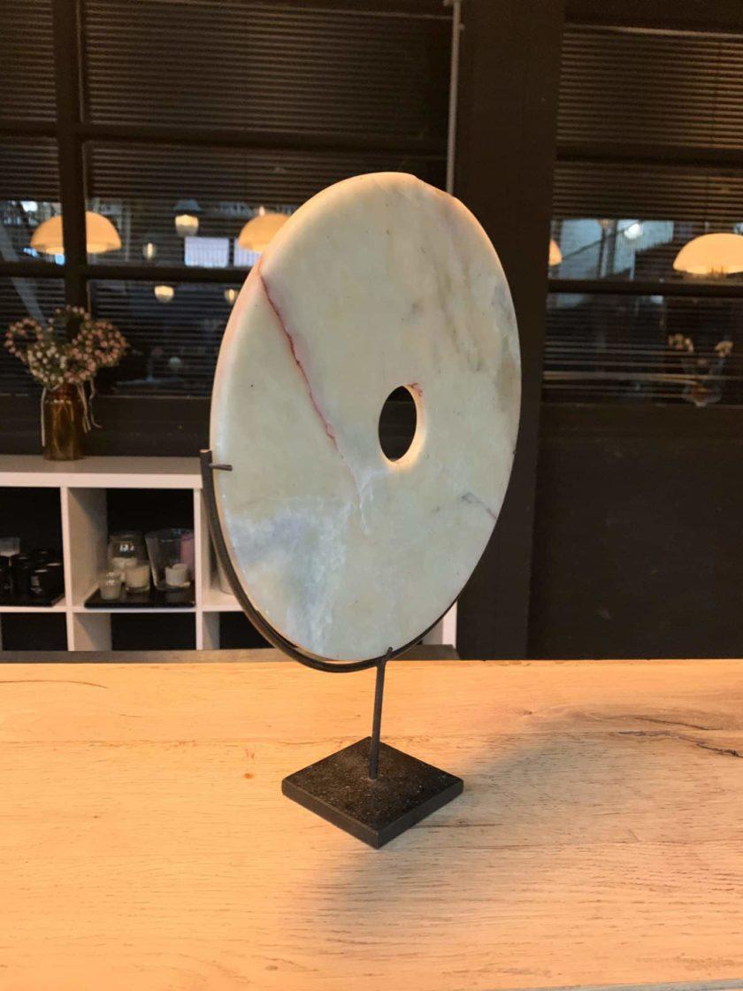 Statuette ronde