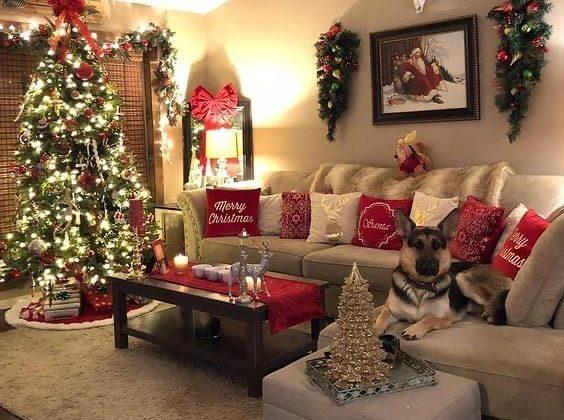 Bien décorer son intérieur pour Noël.