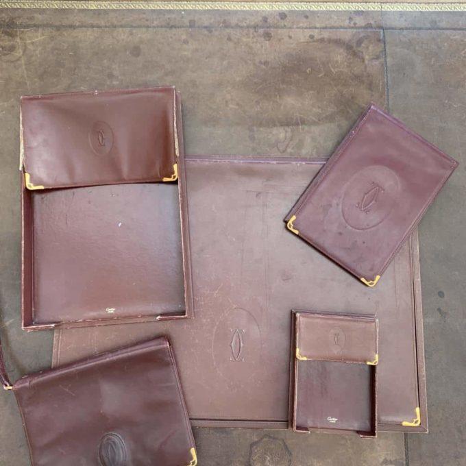 Porte documents Cartier