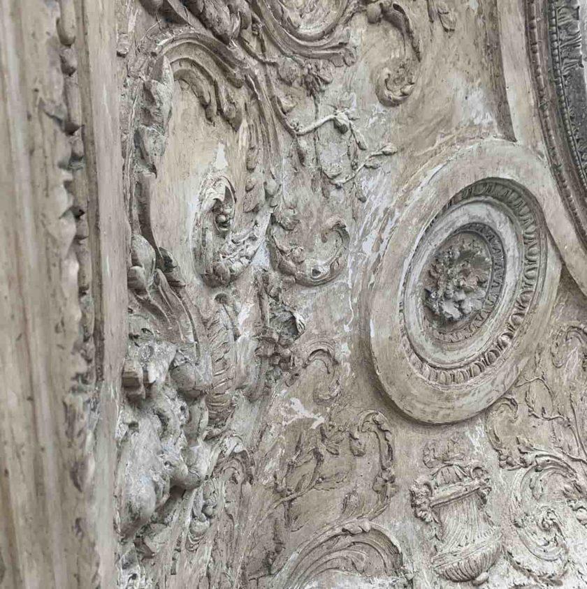 plafond chancellerie d'orléans