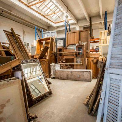 warehouse showroom