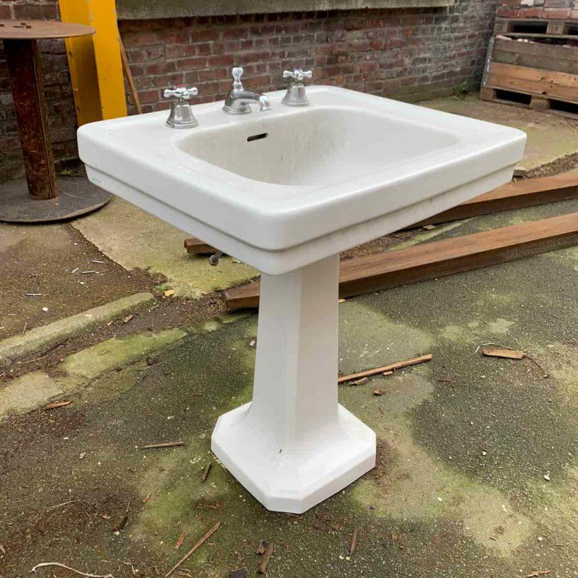 Lavabo vasque simple