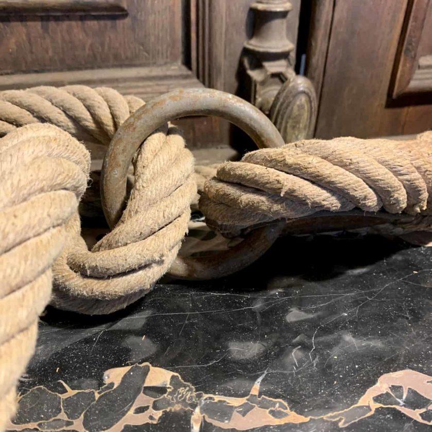corde de gymnastique