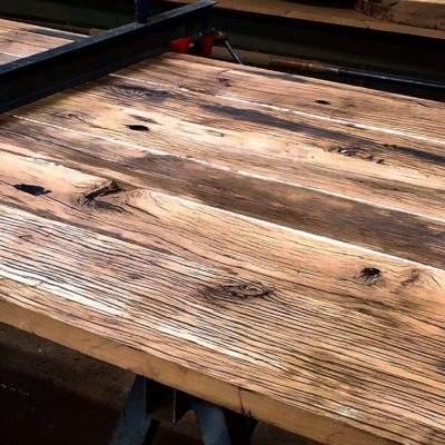 old wood tray