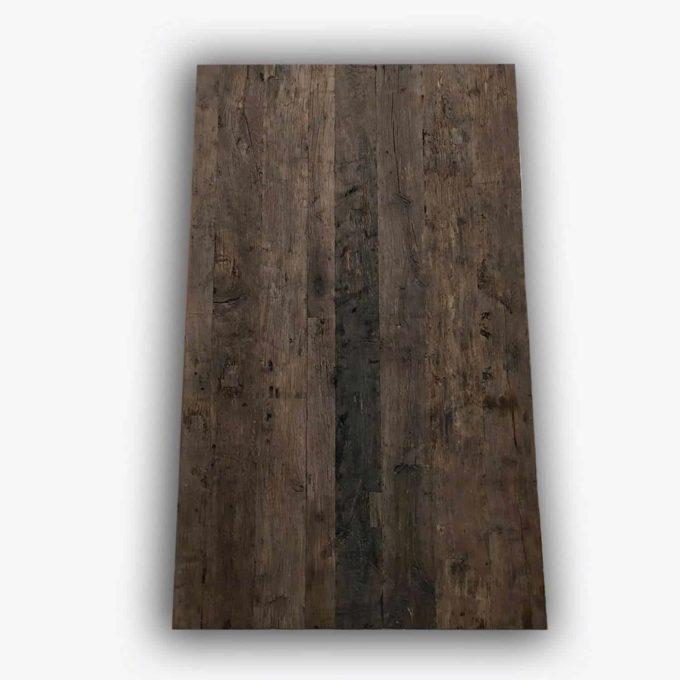 plateau table fond de wagon brut